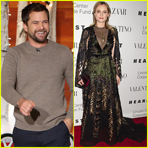 Joshua Jackson Says Diane Kruger Likes When He Looks 'Schlubby' During Sex Scenes