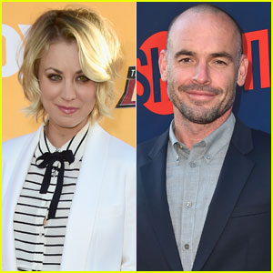 Kaley Cuoco is Dating 'Arrow' Star Paul Blackthorne - Report