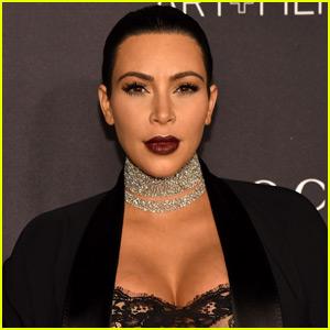 Kim Kardashian Bares Her Baby Bump on Instagram!