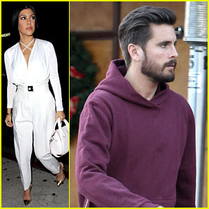 Kourtney Kardashian Will Model Her Relationship with Scott Disick After Her Parents Moving Forward