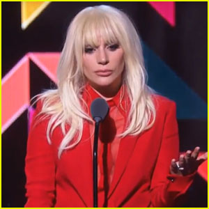 Lady Gaga Performs Emotional 'Till It Happens to You' at Billboard Women in Music (Video)