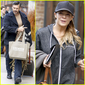 LeAnn Rimes & Eddie Cibrian Are a Cute NYC Couple