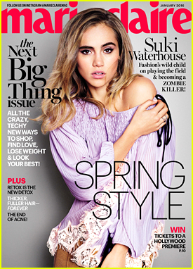 Suki Waterhouse On Her Martial Arts Training: 'Getting Punched In The Boob Is Painful'