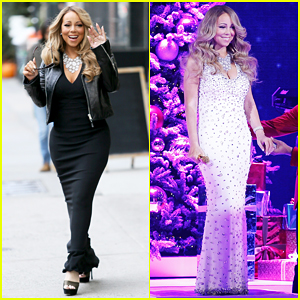 Mariah Carey Kicks Off 'All I Want For Christmas Is You' Concert Series!