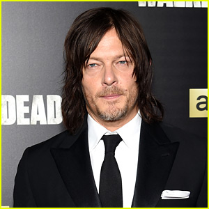 Walking Dead's Norman Reedus Was Bitten By a Crazed Fan!