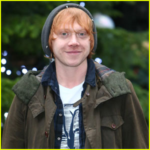 Rupert Grint keeps it quite casual while stepping out for the ...