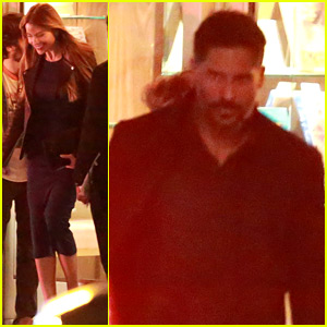 Sofia Vergara & Joe Manganiello Have a Dinner Date After Their Wedding!