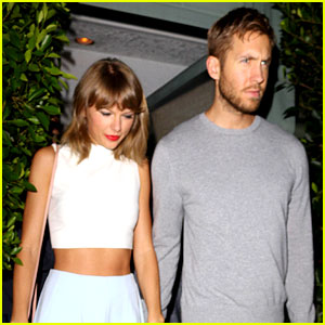 Taylor Swift Celebrates 26th Birthday with Boyfriend Calvin Harris at Christmas-Themed Bash!