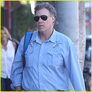 Will Ferrell Isn't Quite as Nerdy as His 'Daddy's Home' Character