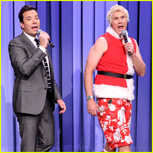 Will Ferrell Introduces His New & Improved Version of Santa Claus - Watch Now!