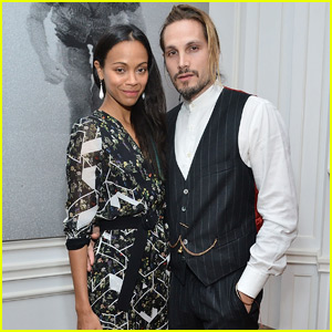 Zoe Saldana & Marco Perego Share Cute New Photo With Twins