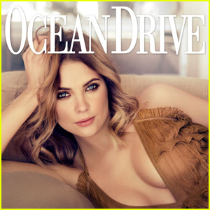 Ashley Benson Opens Up About Hollywood's Unrealistic Beauty Ideals