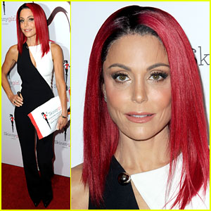 Bethenny Frankel Debuts New Red Hair!