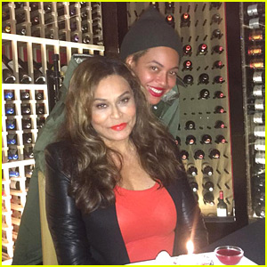 Beyonce Helps Mom Tina Knowles Celebrate Her Birthday!