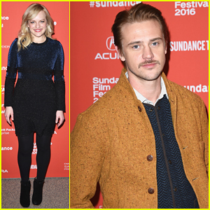 Boyd Holbrook & Elisabeth Moss Bring 'The Free World' To Sundance 2016!