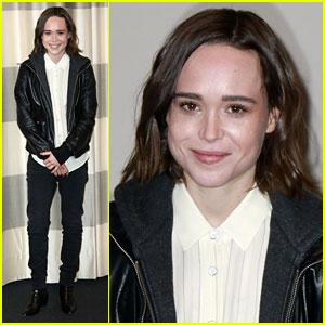 Ellen Page & Mia Farrow Bond Over Samantha Thomas' Puppy