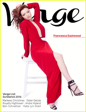 Francesca Eastwood Is A Sundance Sensation for 'Verge'