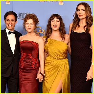 Gael Garcia Bernal & 'Mozart in the Jungle' Win Big at Golden Globes 2016!