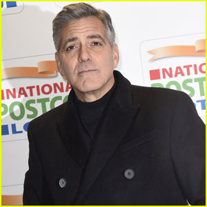 George Clooney Laughs Off Amal Pregnancy Rumors (Video)