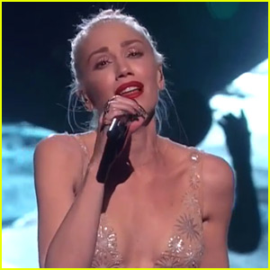 Gwen Stefani Performs 'Used to Love You' on NYE 2016 (Video)