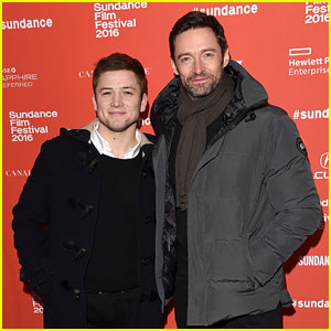 Hugh Jackman Premieres New Movie at Secret Sundance Screening