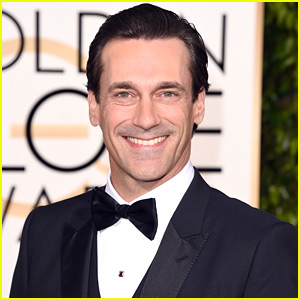 Jon Hamm Wins His Final Golden Globe for 'Mad Men' Role!