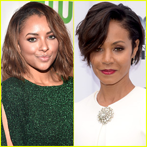 Kat Graham to Play Jada Pinkett-Smith in Tupac Movie 'All Eyez on Me'