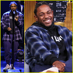 Kendrick Lamar Debuts New Song 'Untitled 2' on 'Tonight Show' - Watch Here!