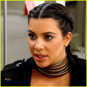Kim Kardashian Tells Khloe That Scott Disick is Going to Rehab in New 'KUWTK' Clip