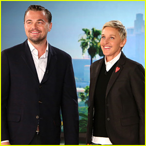 Leonardo DiCaprio Tells Ellen DeGeneres About His Bad Luck