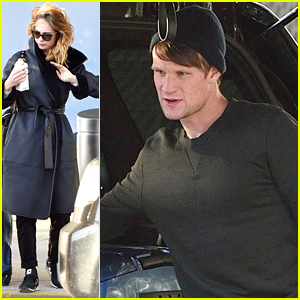 Lily James Admits Matt Smith Has More Style Than She Does