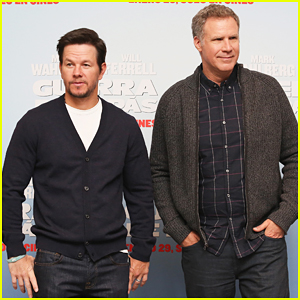 Mark Wahlberg & Will Ferrell Hit Mexico City for 'Daddy's Home'!