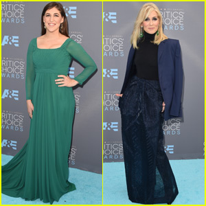 Mayim Bialik & Judith Light Get Supporting Actress Noms at Critics' Choice 2016