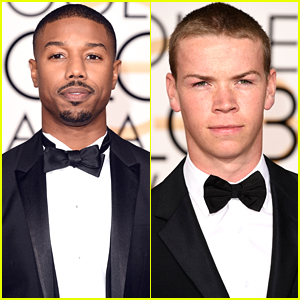 Will Poulter Celebrates 'The Revenant' Winning Best Motion Picture at Golden Globes 2016