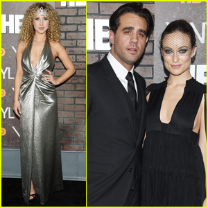 Olivia Wilde, Juno Temple & Bobby Cannavale Support Their Series 'Vinyl' at NYC Premiere