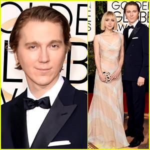 Paul Dano's Golden Globes 2016 Date is Girlfriend Zoe Kazan!