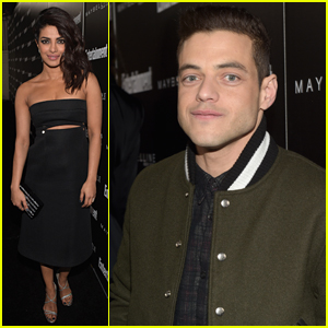 Priyanka Chopra & Rami Malek Get Fancy for EW's Pre-Sag Event!
