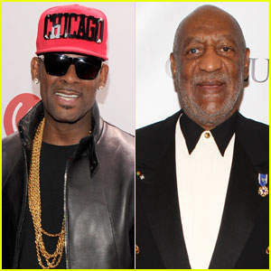R. Kelly on Bill Cosby's Sexual Assault Case: 'It's Just Strange'