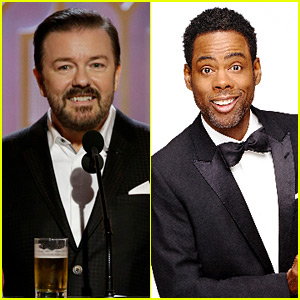 Ricky Gervais Offers Chris Rock Advice Amid Oscars 2016 Nominations Controversy
