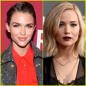 Ruby Rose Comments on Jennifer Lawrence's 'Slutty Power Lesbian' Remark