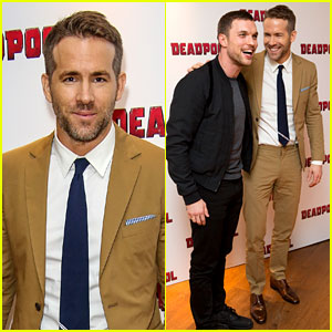 Ryan Reynolds Stars in Testicular Cancer PSA as Deadpool