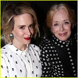 Sarah Paulson Wishes Girlfriend Holland Taylor Happy Birthday with Cute Tweet