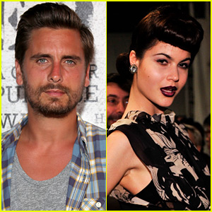 Scott Disick Dating Model Lina Sandberg