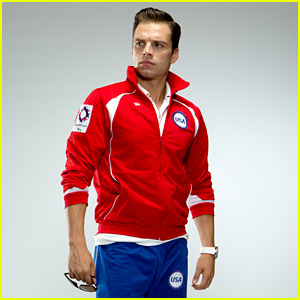 Sebastian Stan Looks All Sporty as the Star Athlete in 'The Bronze' - Exclusive Stills!