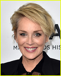 Sharon Stone Is Nearly Unrecognizable in Makeup Free Selfie