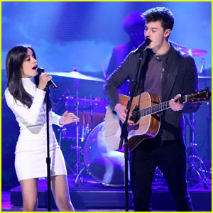 Shawn Mendes Performs 'I Know What You Did Last Summer' on 'The Tonight Show' With Camila Cabello (Video)
