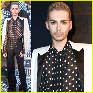 Tokio Hotel's Bill Kaulitz Puts On His Best for Berlin Fashion Week!
