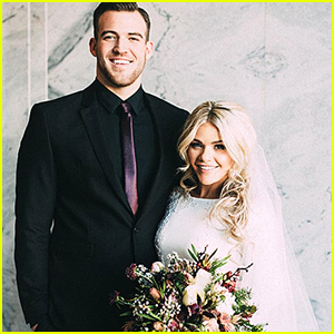 Dancing With The Stars' Witney Carson Marries Carson McAllister on New Year's Day 2016
