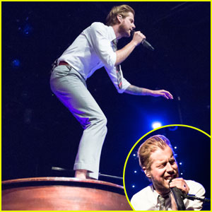 Andrew McMahon Reunites With Jack's Mannequin in NYC