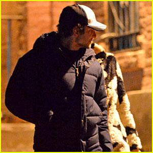 Bradley Cooper & Irina Shayk Hold Hands, Squash Split Rumors